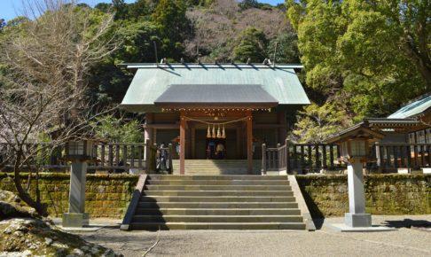 千葉県安房神社