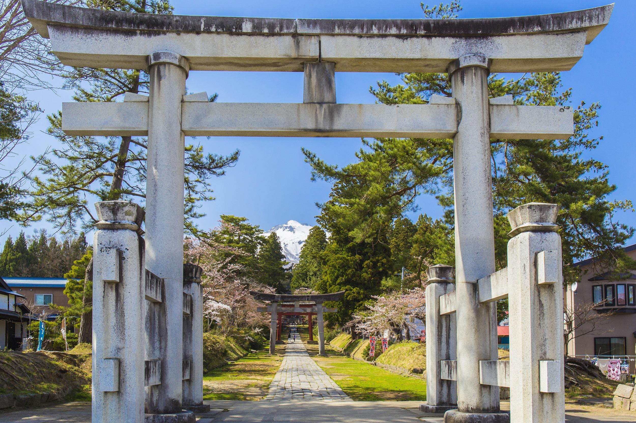 青森岩木山神社
