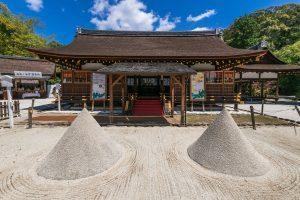 京都上賀茂神社