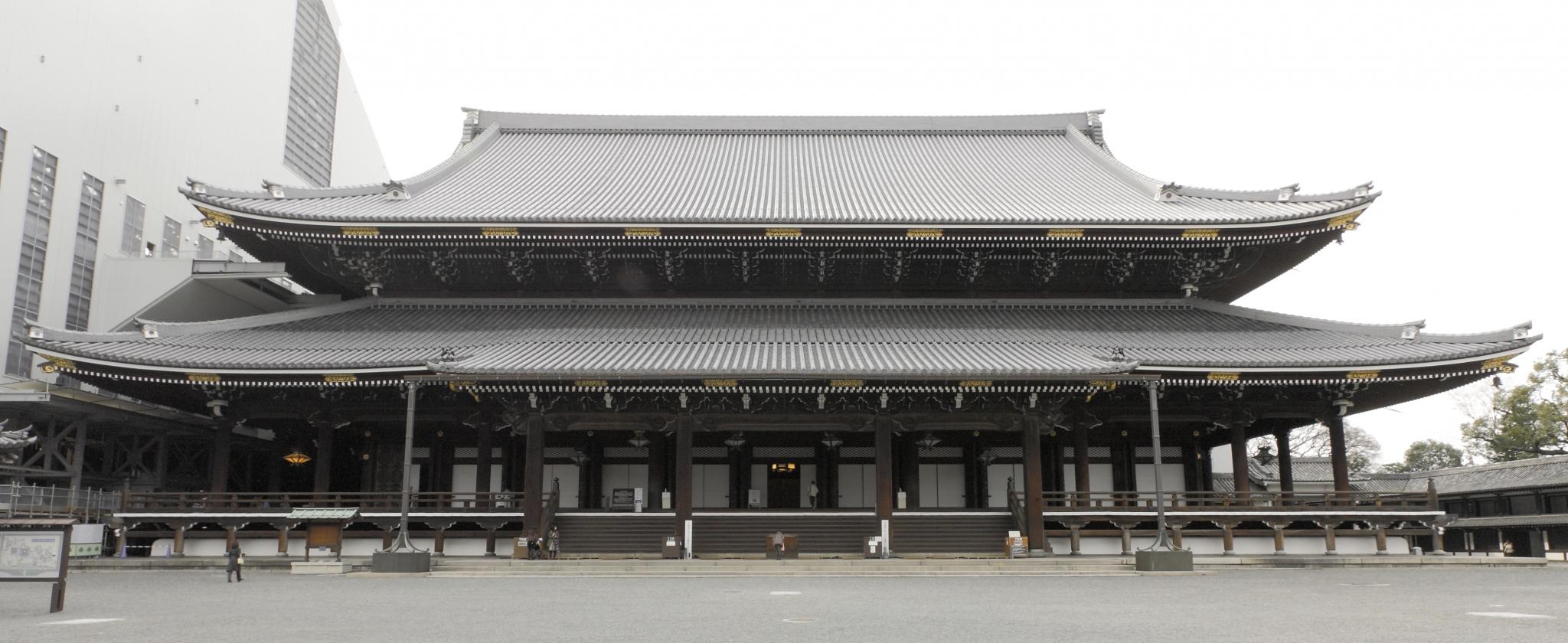 京都府浄土真宗東本願寺