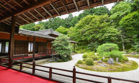京都曼殊院門跡
