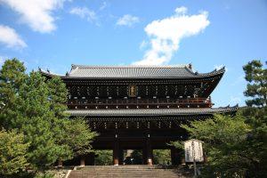 京都知恩院