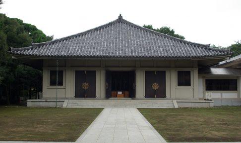 千葉県日蓮宗弘法寺