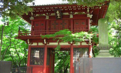 千葉県日蓮宗本土寺