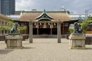 大阪今宮戎神社