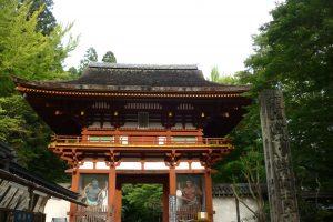 奈良室生寺