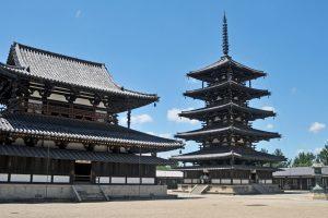 奈良法隆寺