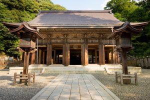 岐阜伊奈波神社