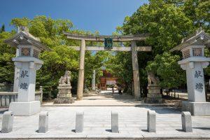 愛媛大山祇神社
