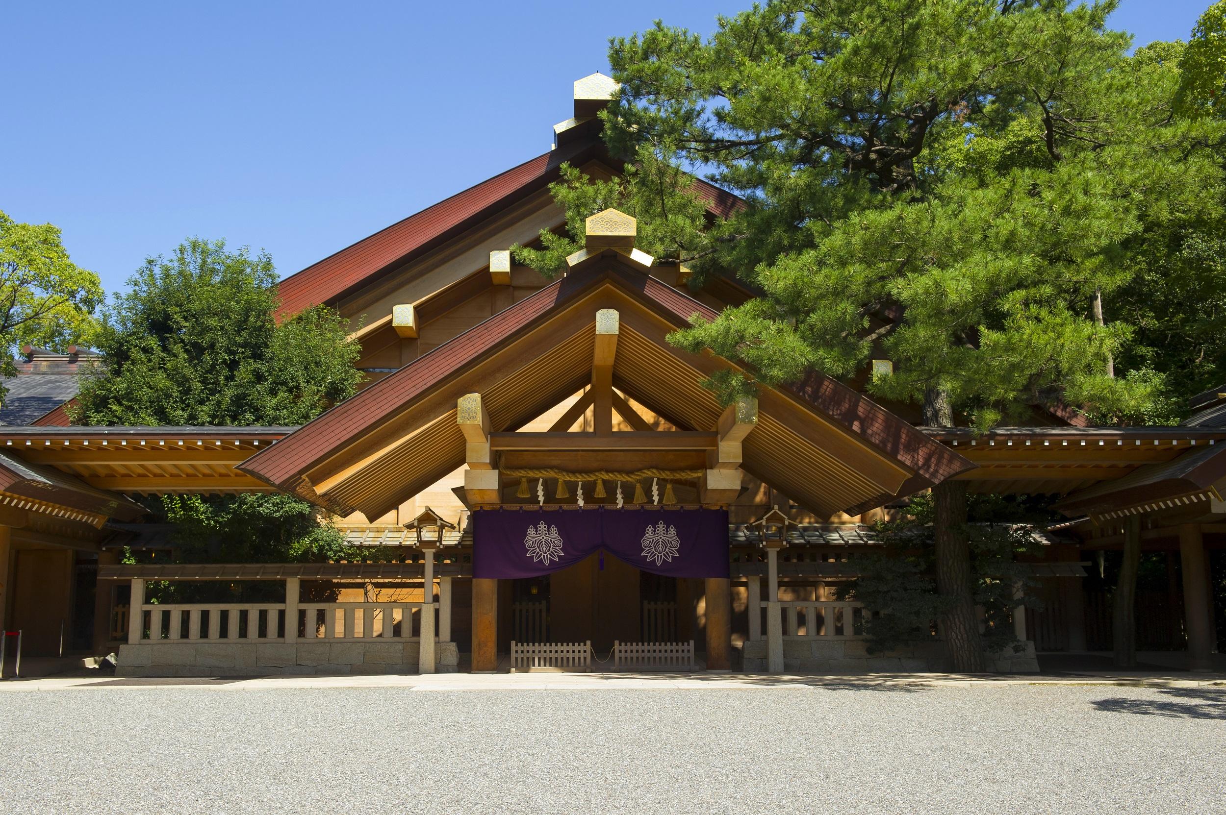愛知熱田神宮