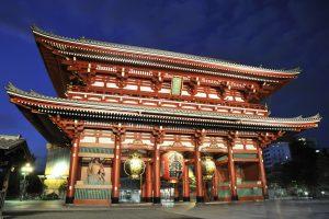 東京浅草寺