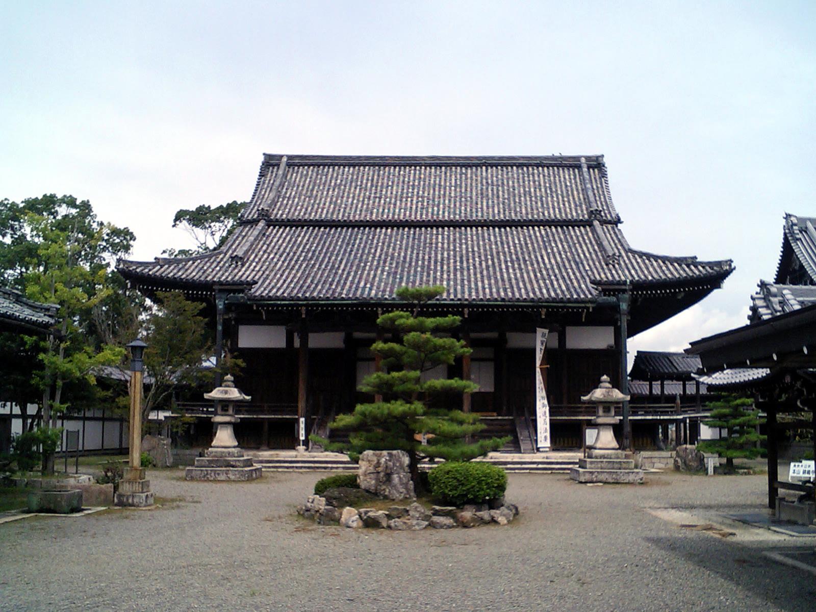 滋賀県浄土真宗錦織寺