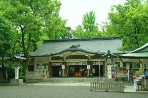 熊本加藤神社