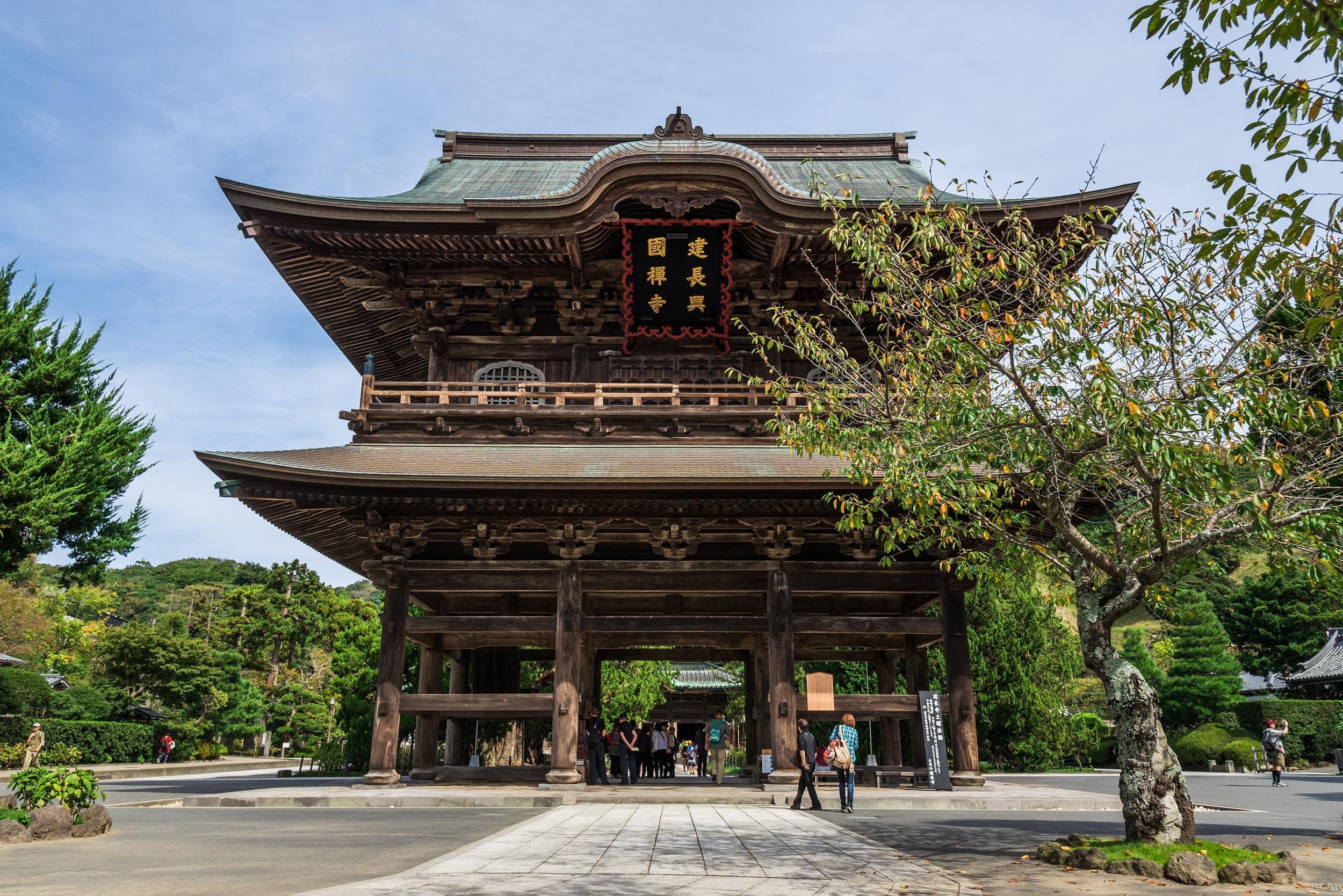 神奈川建長寺