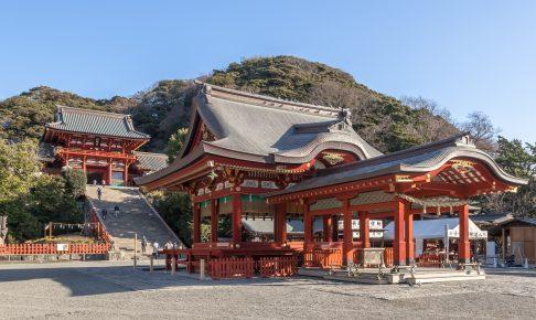 神奈川鶴岡八幡宮