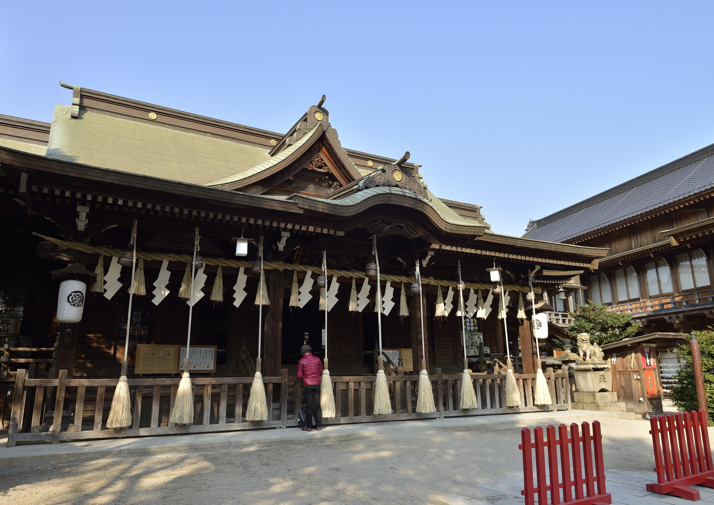 福岡八坂神社