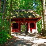 長野戸隠神社奥社