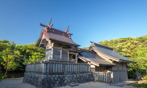 鳥取白兎神社