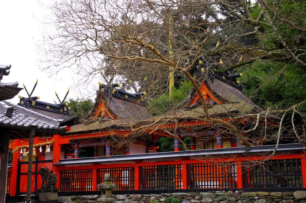 和歌山丹生官省符神社