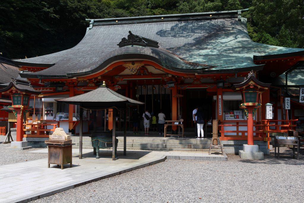 和歌山熊野那智大社