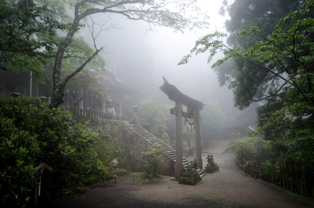 奈良玉置神社