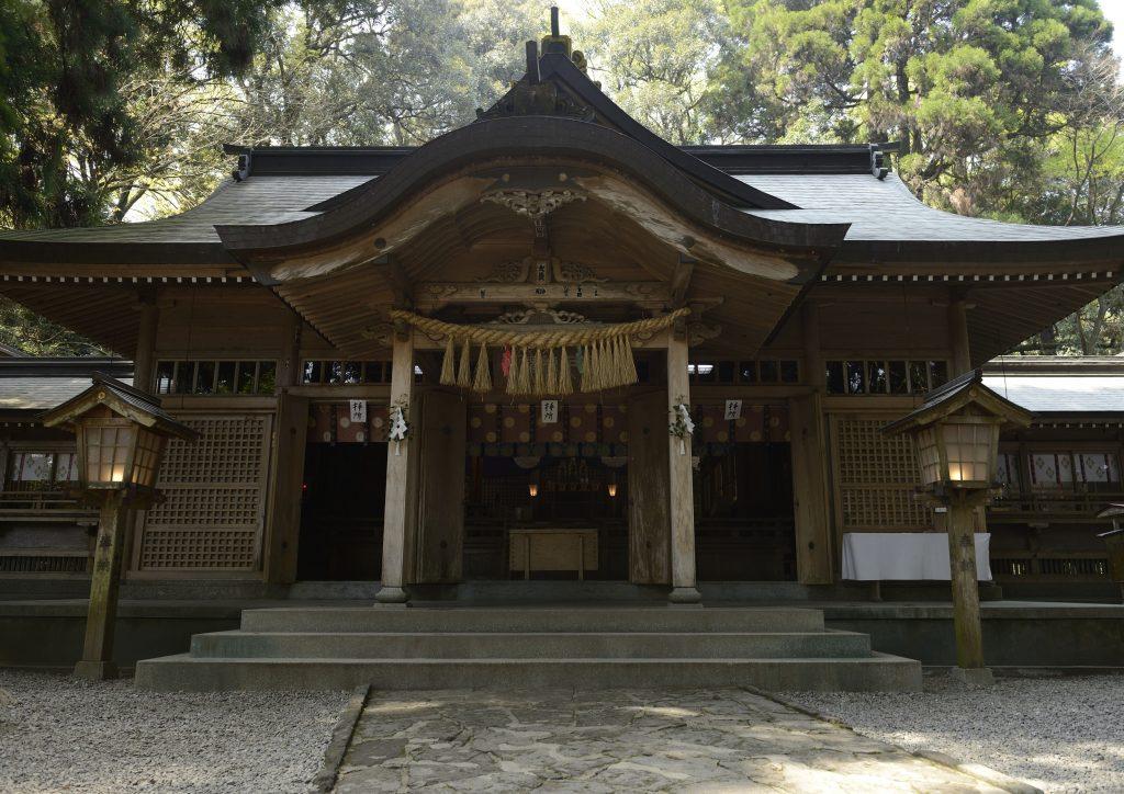 宮崎高千穂神社