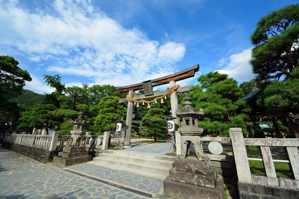 山口松陰神社