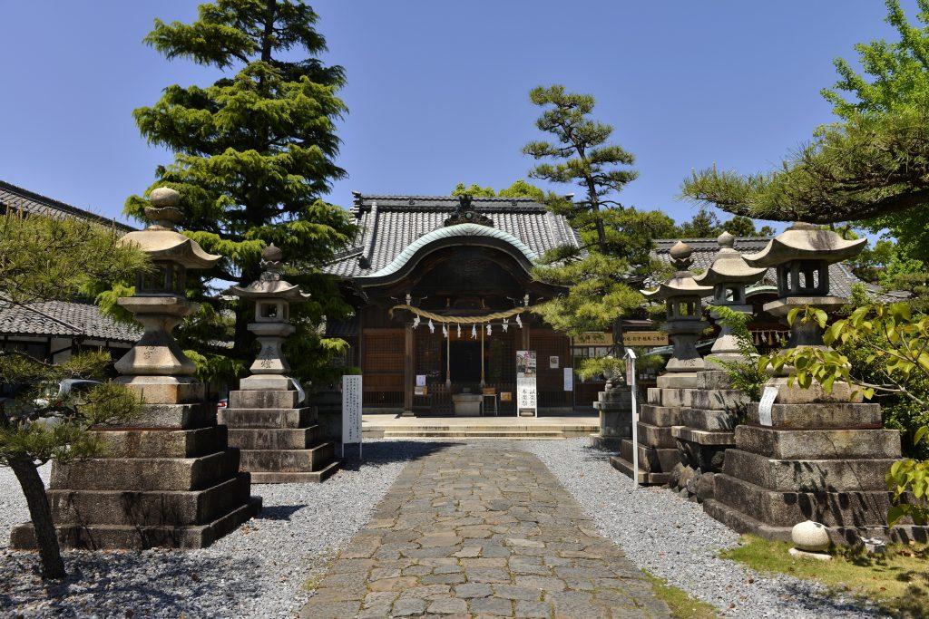 岐阜大垣八幡神社