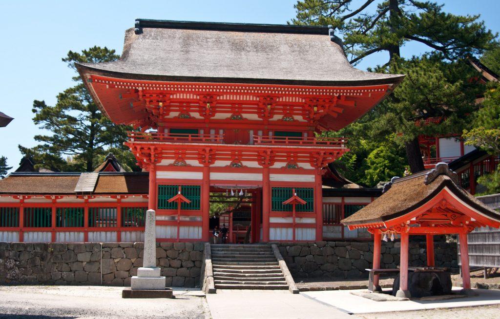 島根日御碕神社