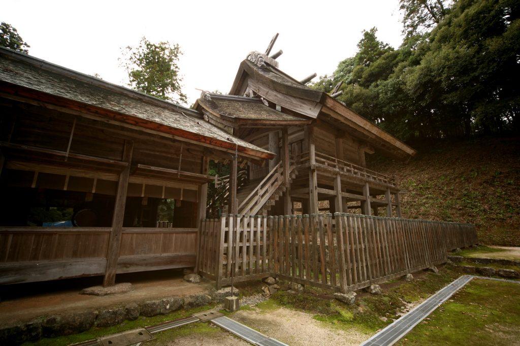 島根神魂神社