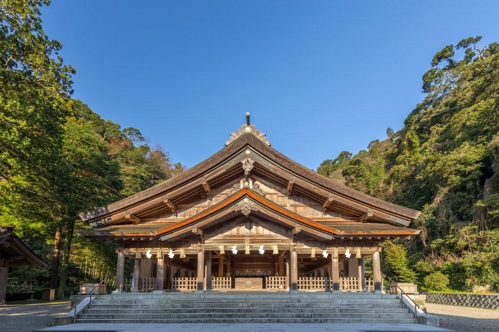 島根美保神社
