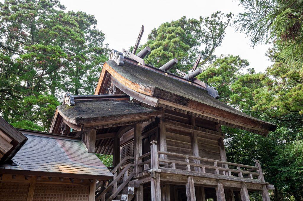 島根須佐神社