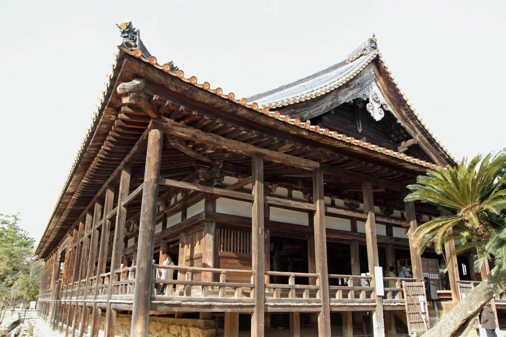 広島豊国神社(千畳閣)