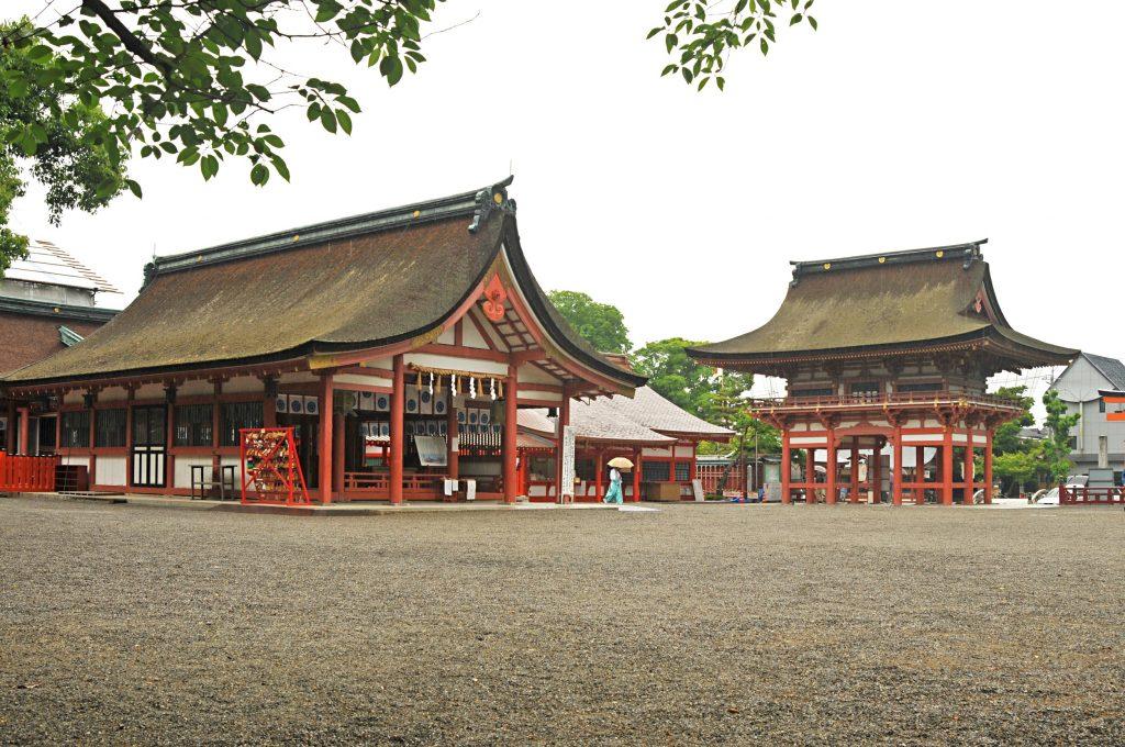 愛知津島神社