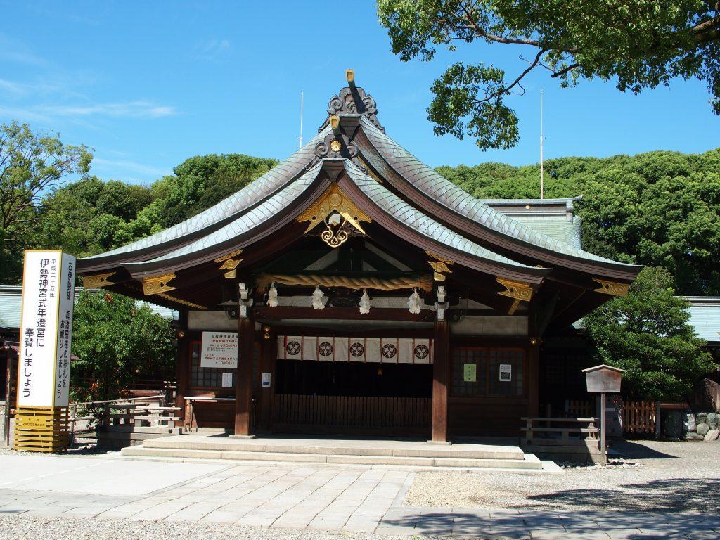 愛知真清田神社