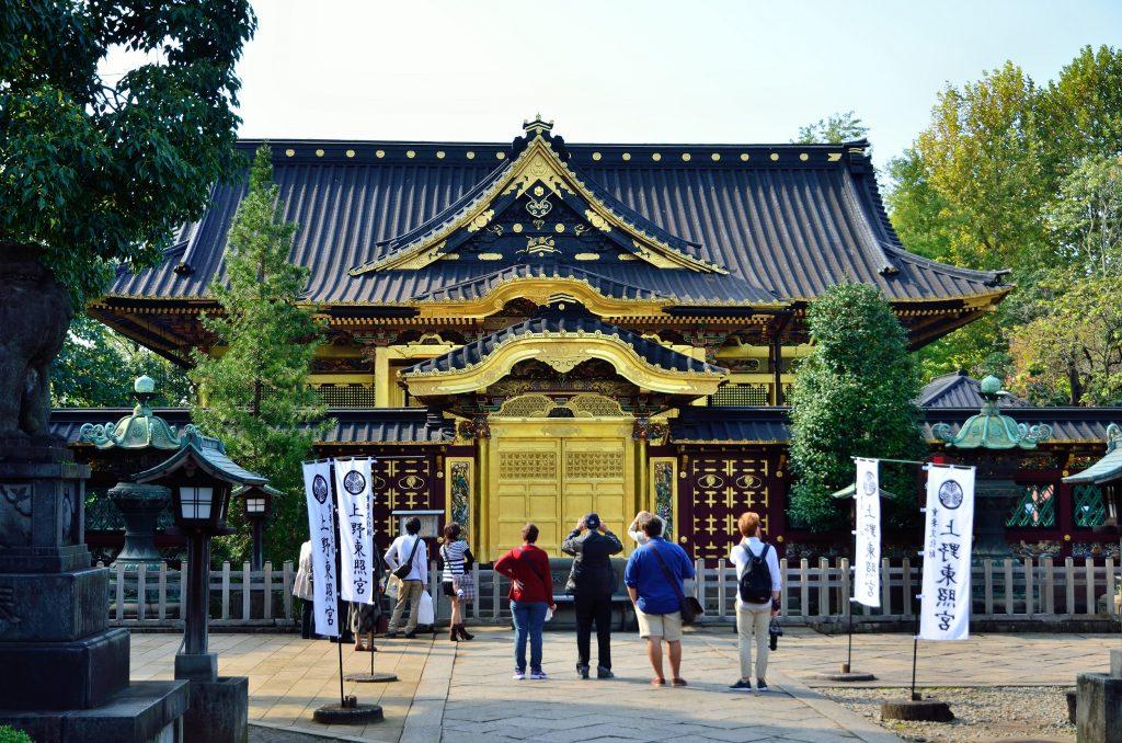 東京上野東照宮