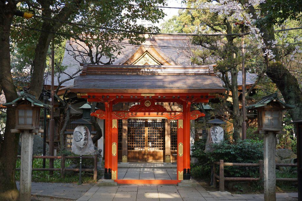 東京愛宕神社