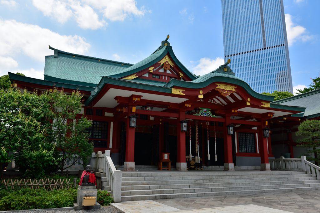 東京赤坂日枝神社