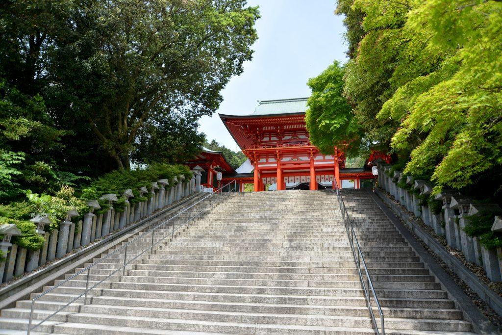 滋賀近江神宮