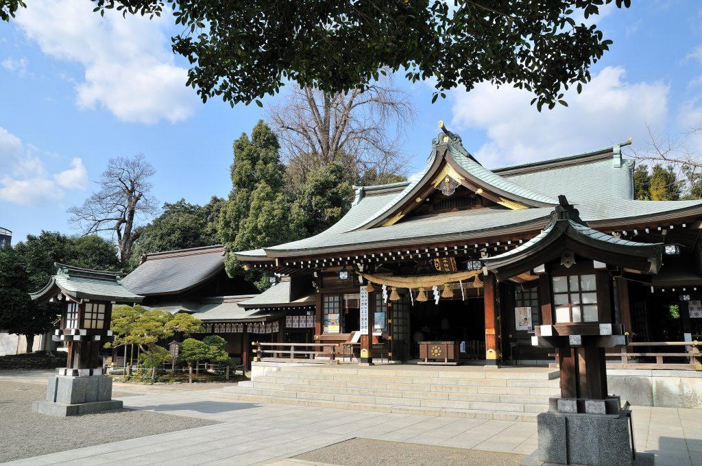 熊本出水神社