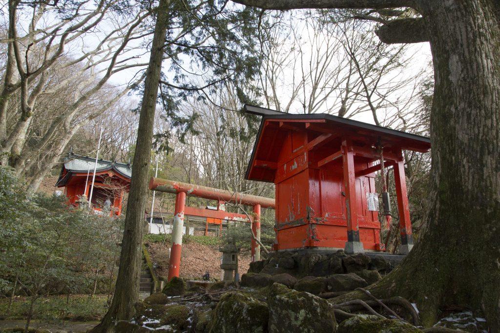 神奈川九頭龍神社