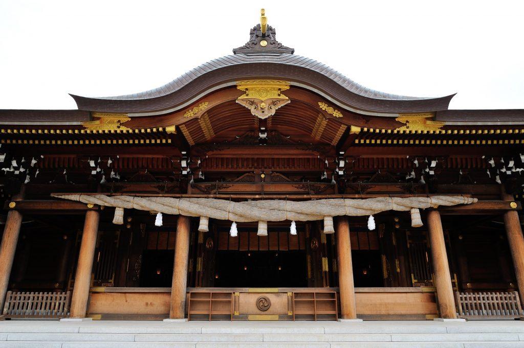 神奈川寒川神社