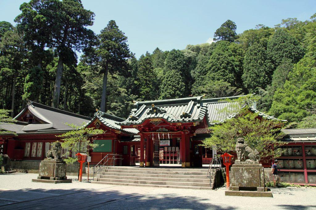 神奈川箱根神社