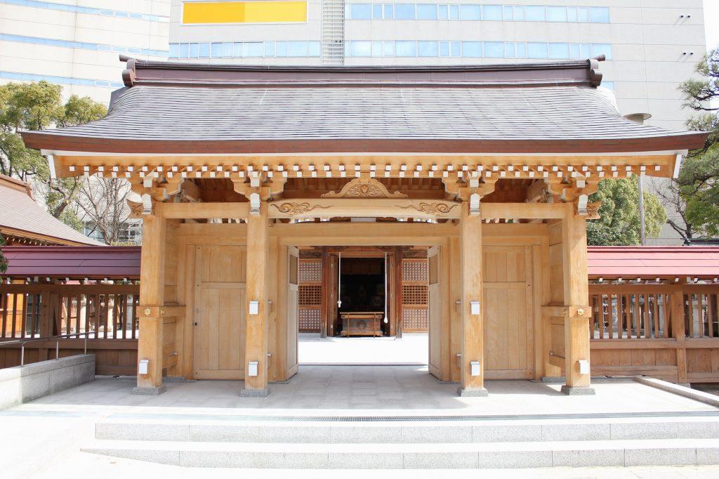 福岡警固神社