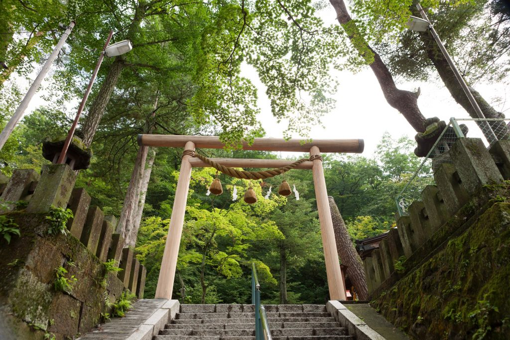 群馬伊香保神社