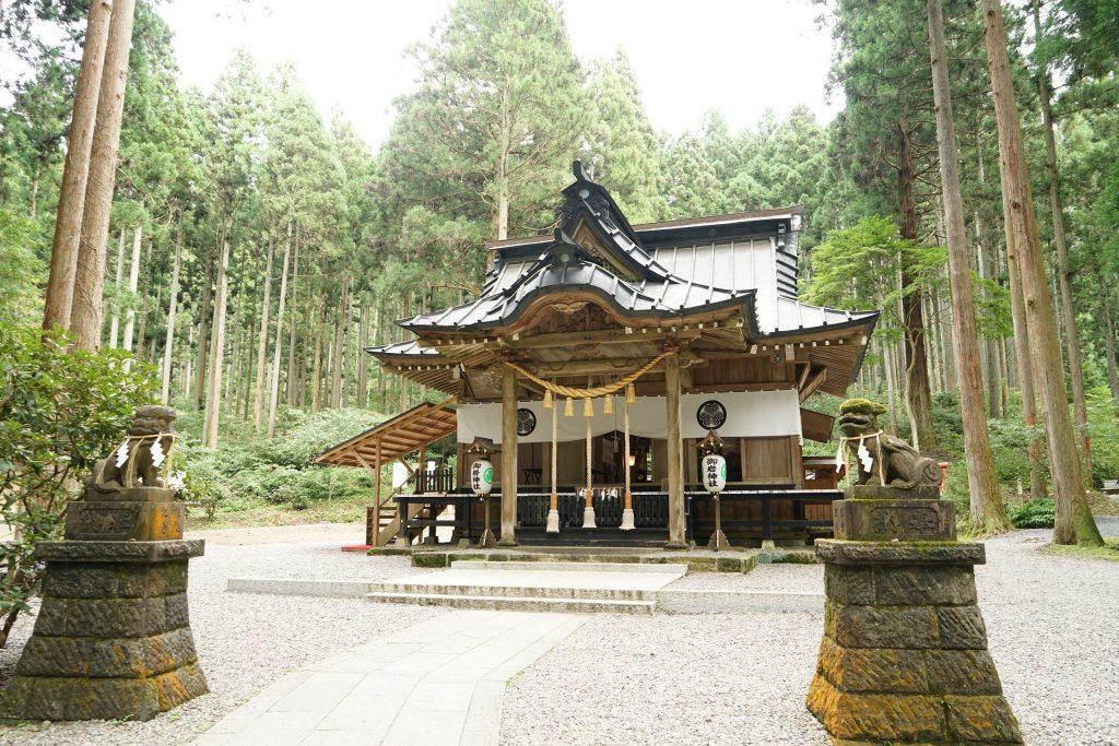 茨城御岩神社