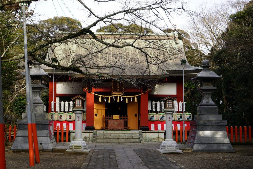 茨城息栖神社