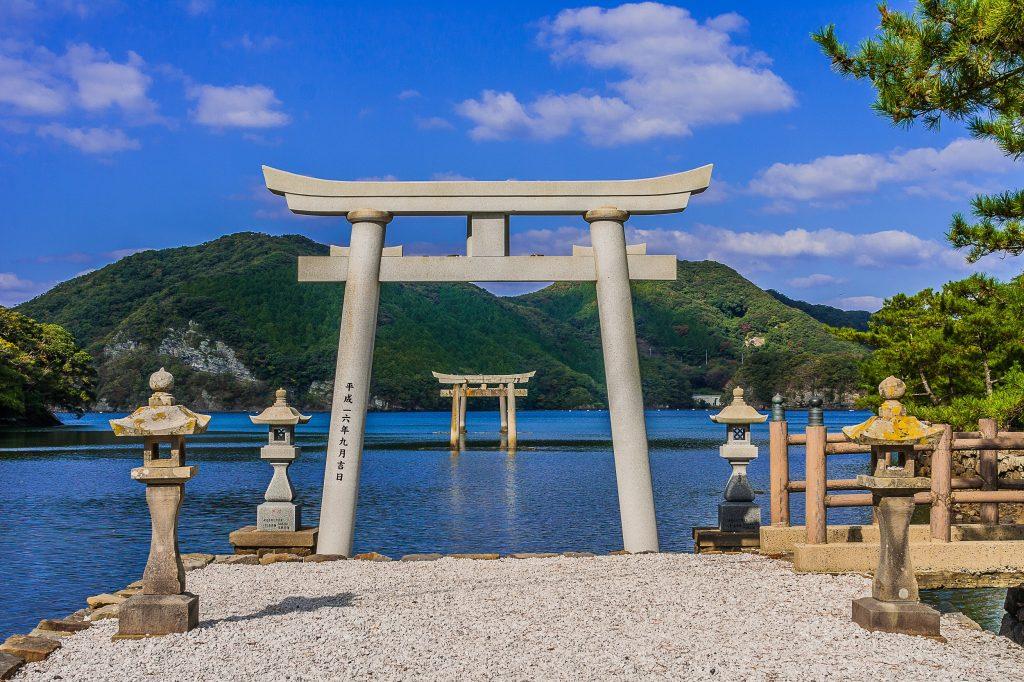 長崎和多都美神社