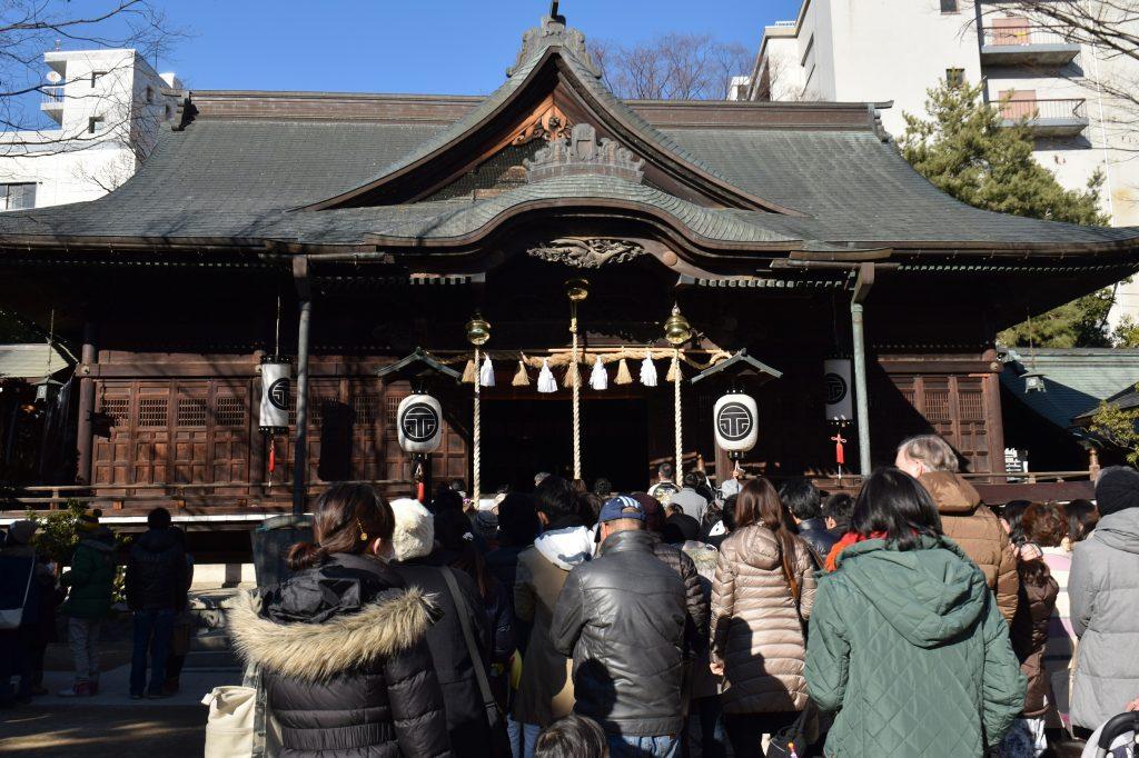 長野四柱神社