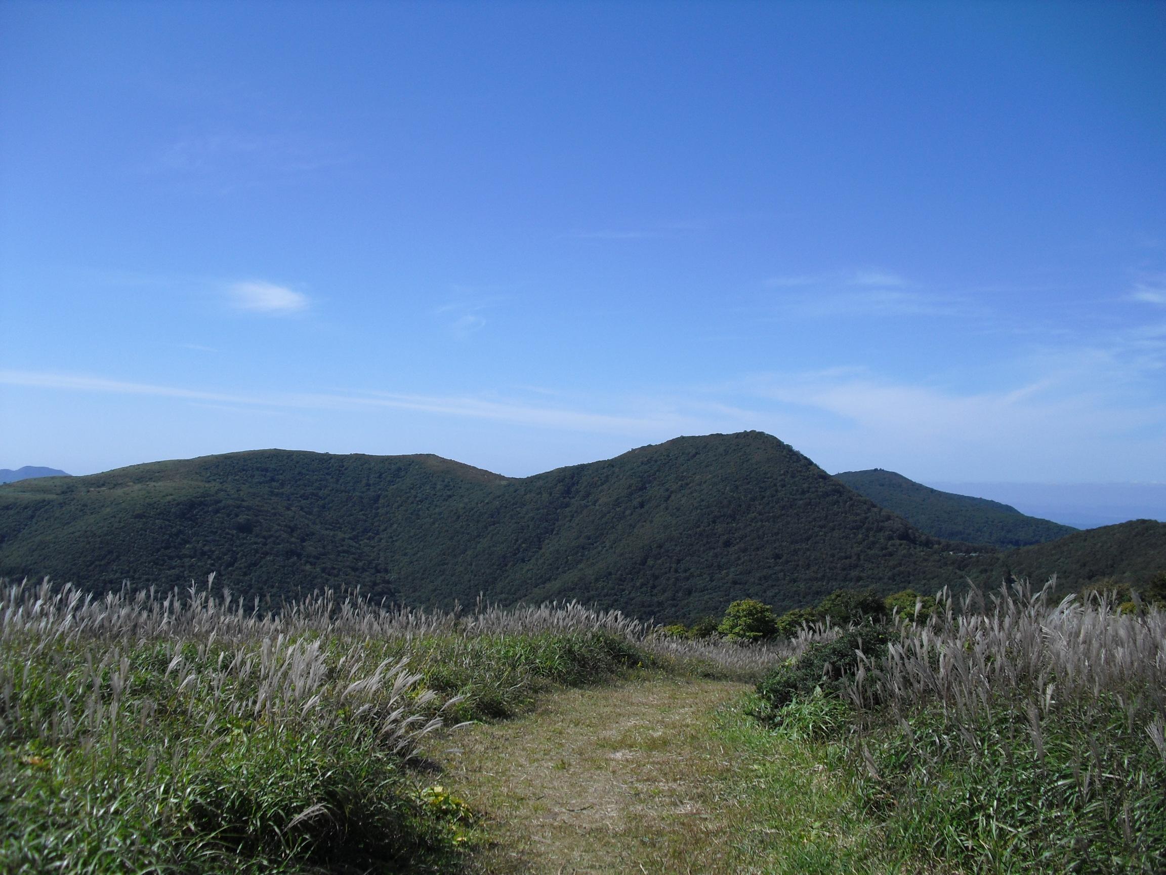 広島県比婆山